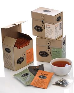 Great looking products; love tea!