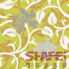 Crystal Glass Mosaic Mural PT-045(Size: 1200x1200mm)