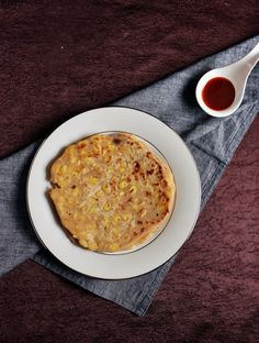 cheese corn paratha recipe b