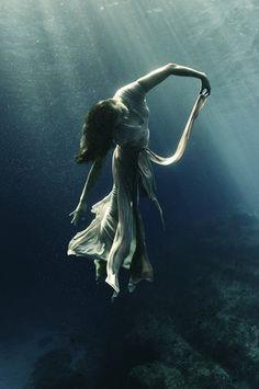 Submergée...