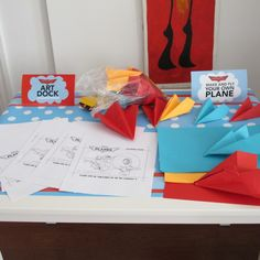Disney Planes-Themed Birthday Party