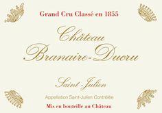 Branaire-Ducru / Saint Julien