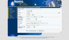 Sitio Web - Banco de Proyectos de Inversión