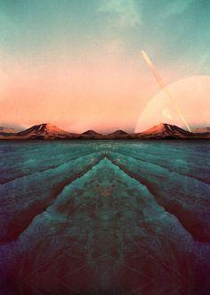 Image of Solar Sunset