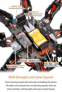 STORM Drone 8 GPS Flying Platform http://www.helipal.com/storm-drone-8-gps-flying-platform.html