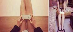 Gambe più sottili di uno #smartphone: la sfida di bellezza che sconvolge la #Cina