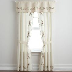 Home Expressions™ Lynette Window Coverings  found at @JCPenney