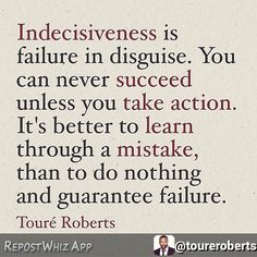 Pastor Toure Roberts quotes.