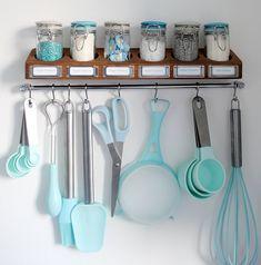 Baking supplies, via Flickr.