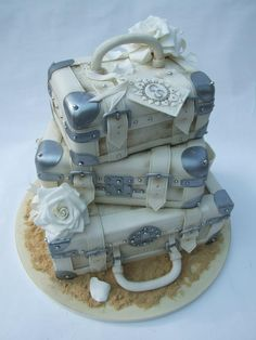 Bag's are packed cake