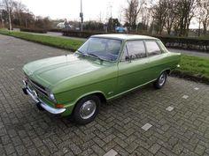 Opel kadett B 1973