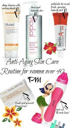 Best Night Cream For 40 Year Old Best Moisturizer In Your 30s Skin Care Products For 25 Year Anti Aging Skin Products Anti Aging Skin Care Aging Skin Care