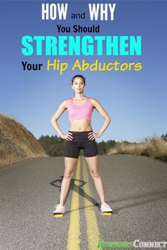 Need the best hip strengthening exercises? Check out our guide demonstrating how and why strengthening your hip abductors could help you run injury-free.