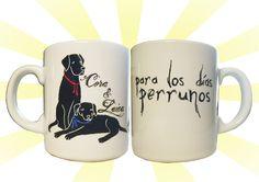 regalo de cumple #personalizado #desayuno #breackfast #mug #regalo #present #perros #dogs