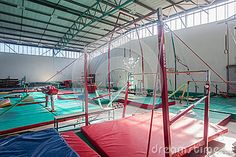 Photo about Pinetown Gymnastics outside Durban South Africa is one of the best facilitated gyms. Image of southafrica, pinetown, halls - 30500765 Gymnastics Apparatus, Durban South Africa, Art Logo, Laundry Room, The Outsiders, Royalty Free Stock Photos, Bar, Travel, Image