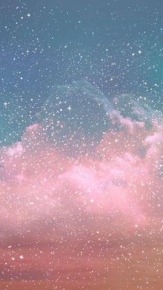 Pink & Teal Blue