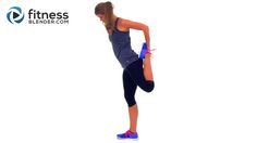 Fast 5 Minute Cool Down and Stretching Workout for Busy People - Fitness Blender