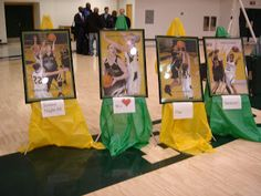Senior Night Gift Ideas | last night was the final game of the regular season and