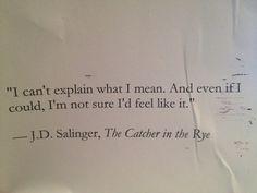 The Catcher in the Rye---Salinger  http://kelshow.wordpress.com