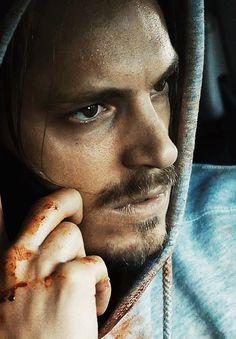 olyfantastique: JOEL KINNAMAN as Frank Wagner | Johan Falk: Kodnamn LISA