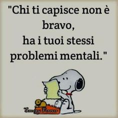 Italian Words, Feelings Words, For You Song, Medical Humor, Snoopy And Woodstock, Comic Styles, Peanuts Snoopy, Amazing Quotes, Friendship Quotes