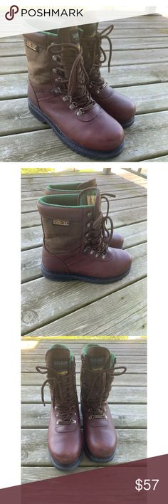 aa0b713c5b7 10 Best Wolverine Work Boots images in 2014 | Shoe boots, Man ...