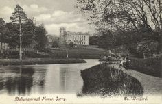 Ballynastragh Hpuse, Co. Limerick - burned in 1923