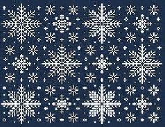Xmas Cross Stitch, Cross Stitch Borders, Cross Stitch Embroidery, Cross Stitch Patterns, Knitting Charts, Knitting Stitches, Knitting Patterns, Christmas Embroidery, Christmas Knitting