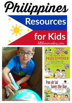 Discover the Philippines with your kids or classroom with these great resources! Learn about the history, geography, and food of this beautiful country. Multicultural Activities, Social Studies Activities, Teaching Social Studies, Learning Activities, Teaching Kids, Kids Learning, Activities For Kids, Philippines Culture, Philippines