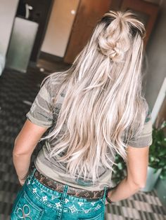 Braids, Fallon Taylor, barrel racer hair