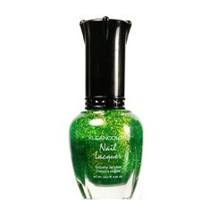 1 Set Elegant Nail Polish Lacquer Long Lasting Confidence Smoothly Color Chunky Holo Clover * You can find out more details at the link of the image.