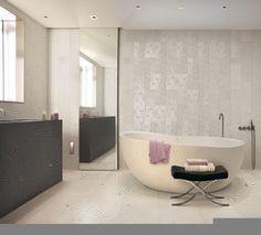 #Cerdomus #Contempora Bianco 40x60 cm 60623 | #Porcelain stoneware #Decor #40x60 | on #bathroom39.com at 36 Euro/sqm | #tiles #ceramic #floor #bathroom #kitchen #outdoor