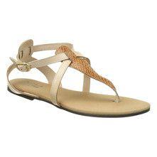 Vente-Exclusive.com Bisue Ballerinas SANDALES - CAMEL