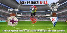 Prediksi Bola Deportivo vs Eibar 20 Agustus 2016