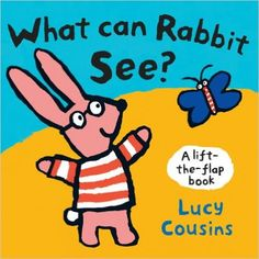 "July 21 & 22, 2015. Since Rabbit has big ears and wears glasses, it stands to reason that he can hear and see very well. This witty lift-the-flap book chronicles exactly what the beguiling bunny encounters with his senses. Thick black letters spell out a question on each spread--""What can Rabbit see in the pond?""--while the illustrations provide graphic hints as to the answer found beneath the page's movable flap."