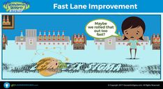 Bahama Bistro Bitstrip: Fast Lane Improvement - GoLeanSixSigma.com