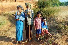 Bagan. Myanmar. by Oleg Gudkov on 500px
