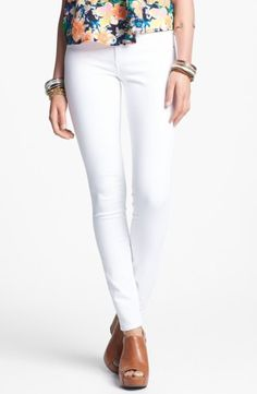 Juniors White Jeans - Is Jeans