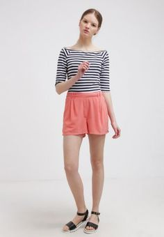 Vero Moda VMBUTTERLY - Shorts - porcelain rose - Zalando.de