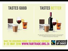 Fairtrade Fortnight: 9-22 May 2016 #thepowerofchoice #fairtradefortnight #whyfairtrade