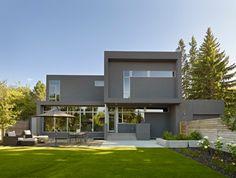 SD House - modern - exterior - edmonton - by thirdstone inc. [^]