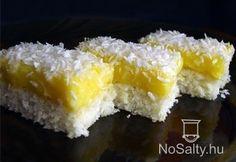 Raffaello szelet Budai Brigi konyhájából: http://www.nosalty.hu/recept/raffaello-szelet-2