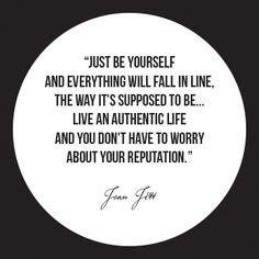 Joan Jett rocks.