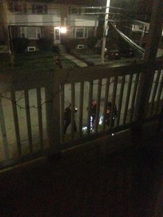 @Andrea Kitzmiller: A dozen officer going into our yard at 62 laurel st. #mitshooting #mit #boston 8:13 AM - 19 Apr 2013