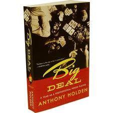 Anthony Holden on Talking Books ... talking poker.
