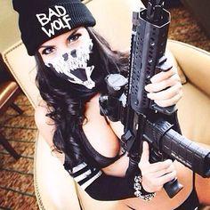 """joegarcia140: """" #gun #gunporn #girlgun # """""""