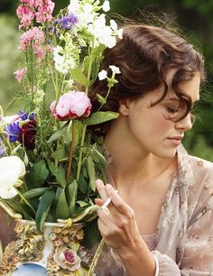 Keira Knightley, Cecilia Tallis, - Atonement (2007) #ianmcewan #joewright