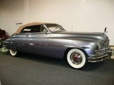 1950 1960 Classic Cars | 1950 Packard Victoria classic car could drive a hard bargain in ...