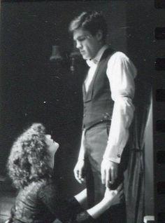 Miss Julie humiliates herself in front of Jean in The Internationlaist Theatre`s highly priased production of `Miss Julie` | Internationalist Theatre`s production of ` Miss Juie`. Angelique Rockas - Miss Julie Garry Cooper- Jean. https://flic.kr/p/aE2WUh |