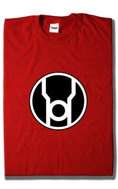 Camiseta Linterna Roja